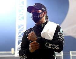 """Button: """"Hamilton es uno de los mejores pilotos, pero no puedes compararlo con Senna o Fangio"""""""