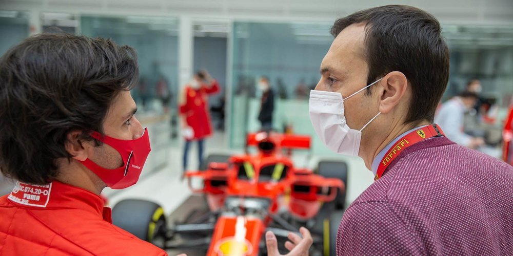 """Carlos Sainz defiende su decisión de marcharse a Ferrari: """"Nunca dije que me arrepentía"""""""