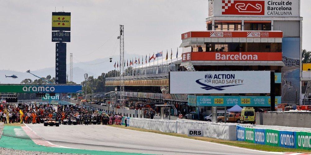 OFICIAL: El Circuit de Barcelona-Catalunya acogerá este año un nuevo GP de Fórmula 1