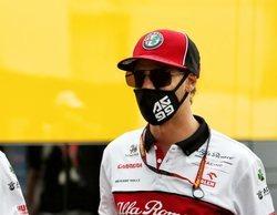 """Giovinazzi: """"Si haces una buena salida y una buena primera vuelta la carrera es más fácil"""""""