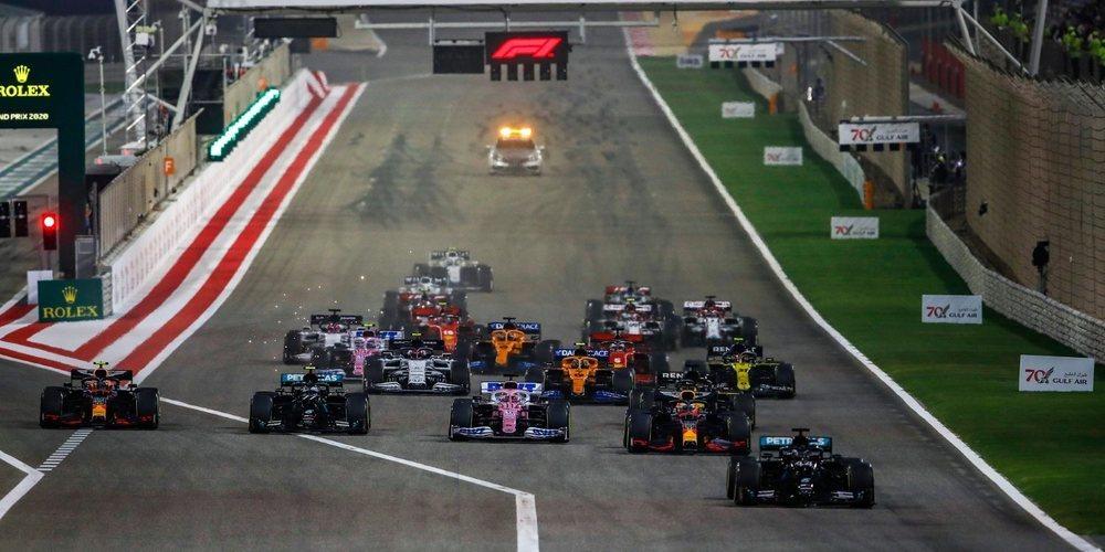"""Domenicali: """"El número de carreras planificadas para la temporada se mantiene sin cambios"""""""