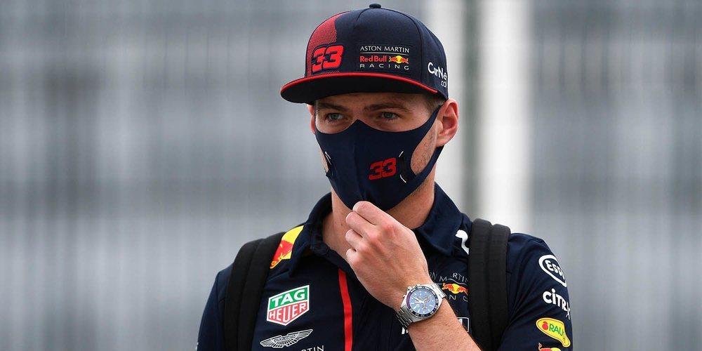 """Verstappen: """"Me gustaría luchar por el campeonato en 2021; confío en que demos un paso grande"""""""