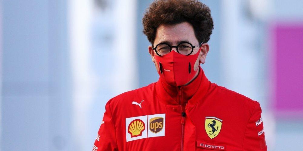 """Mattia Binotto, sobre Jock Clear: """"Un ingeniero que apoya a los pilotos para conducir al máximo"""""""