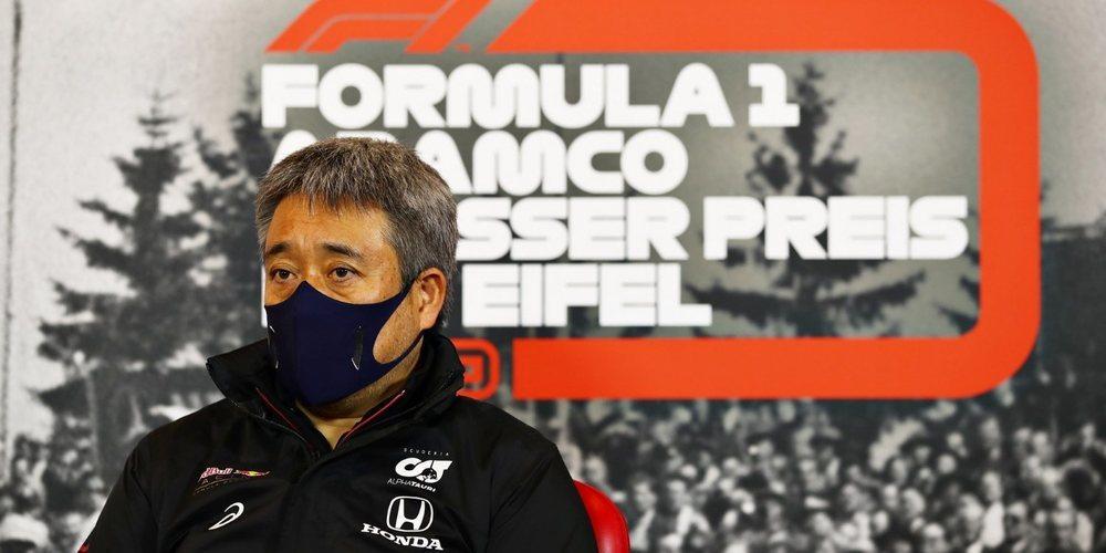"""Yamamoto: """"Es una lástima que al final del año ya no podamos desafiarnos a nosotros mismos"""""""