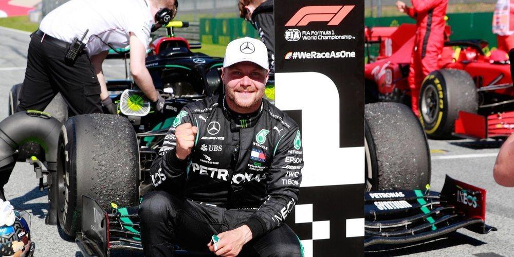 """Bottas, le sugieren ser como Rosberg: """"Sería molesto para Lewis y desperdiciaría mi energía"""""""