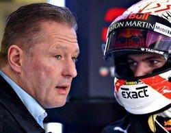 """Jos Verstappen, sobre Red Bull: """"Escuchas la historia de que podría ganar el título, pero no sucede"""""""