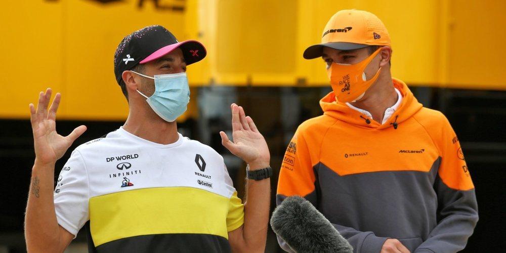 """Andrea Stella: """"Que sea como si Daniel hubiera pilotado el McLaren durante mucho tiempo"""""""