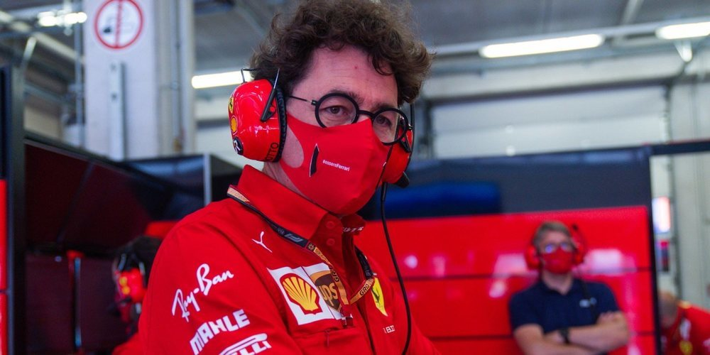 """Binotto: """"Charles es muy rápido desde el primer día, espero que Mick aumente su experiencia"""""""