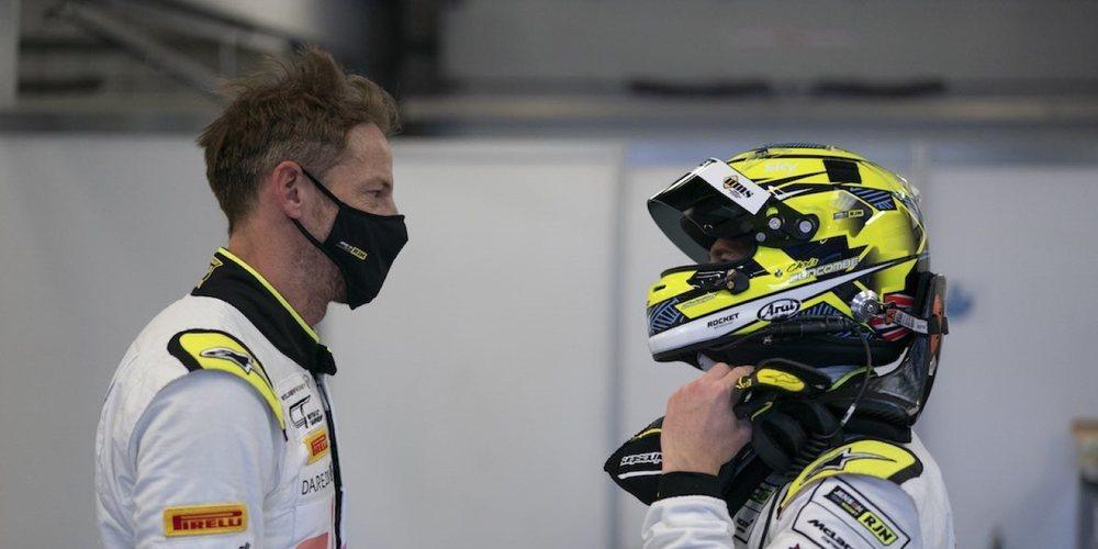 """Jenson Button, su visión de la temporada: """"Hubo cuatro cosas que destacaron en 2020"""""""