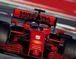 """Sebastian Vettel: """"Con el paso de los años te acostumbras a tener poco tiempo en pista"""""""