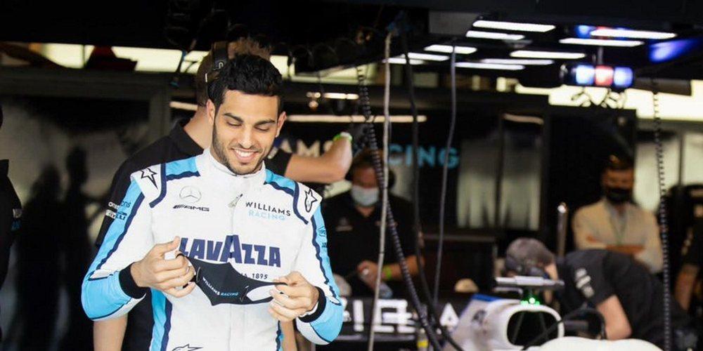 """Roy Nissany: """"Es un verdadero honor para mí seguir siendo parte de Williams"""""""