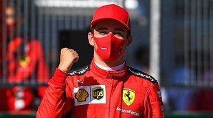 """Binotto, sobre Leclerc: """"Se ha convertido en el líder del equipo; será más fuerte en el futuro"""""""