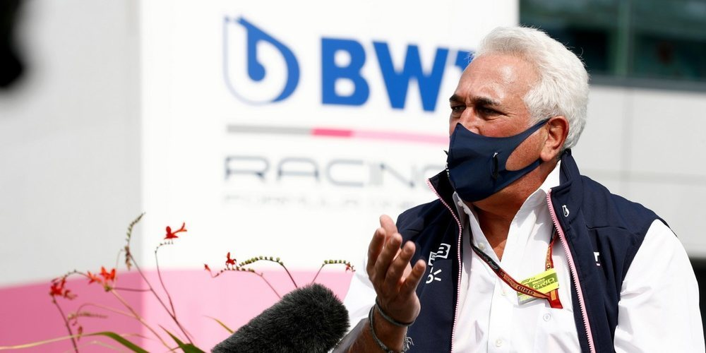 "Lawrence Stroll: ""Queremos lograr que Aston Martin esté entre las marcas que han triunfado en F1"""