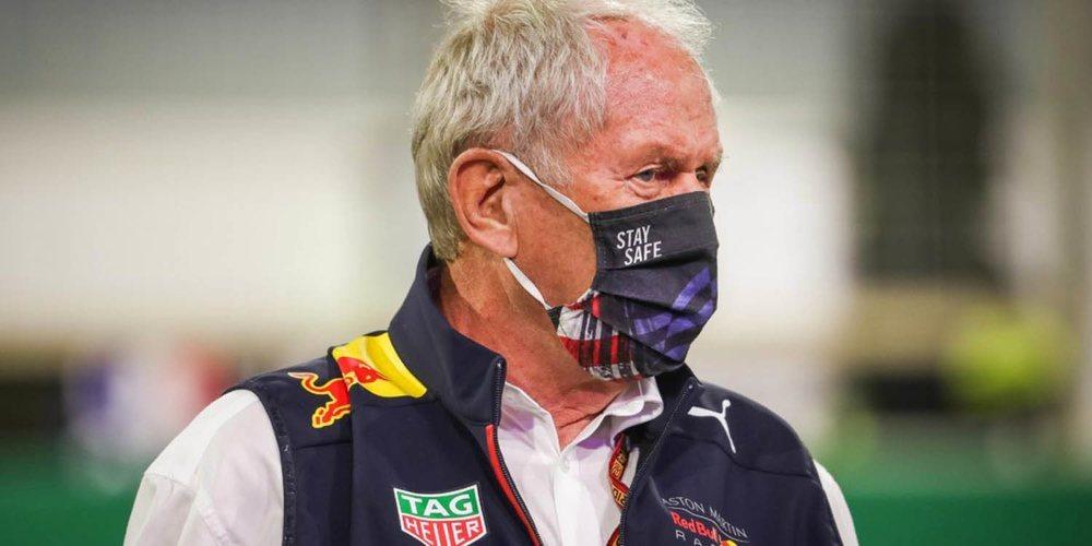 """Marko, de la academia de Red Bull: """"No había nadie apto para cubrir ese segundo asiento"""""""