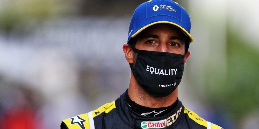"""Daniel Ricciardo, del GP de Australia 2021: """"Seremos más fuertes en noviembre"""""""