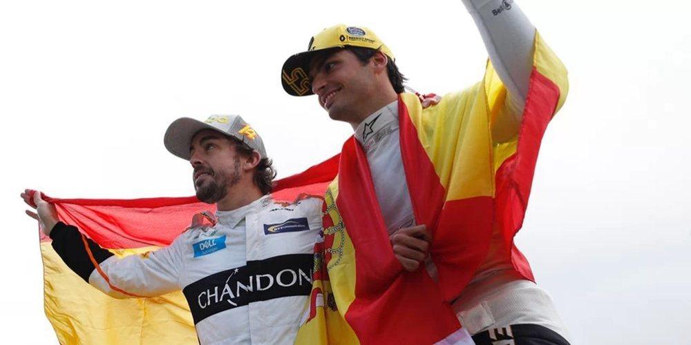 """Carlos Sainz: """"Mi trayectoria y la de Alonso son imposibles de comparar"""""""