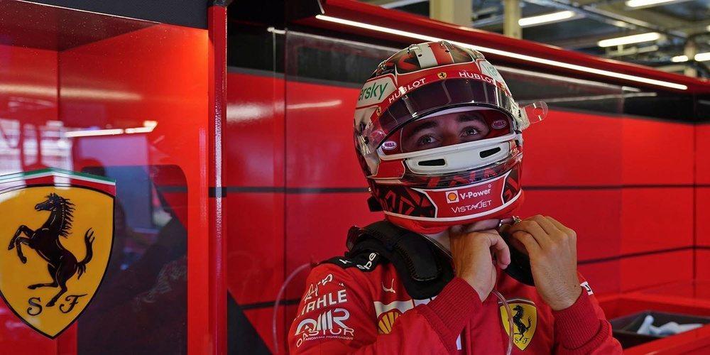 """Charles Leclerc: """"La temporada 2020 había sido agotadora a nivel mental y por estar bajo presión"""""""