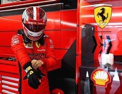 """Mattia Binotto, sobre Charles Leclerc y Michael Schumacher: """"Hay similitudes, no hay duda"""""""