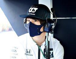 """Yuki Tsunoda, tranquilo ante su debut en la F1: """"Los errores son inevitables al principio"""""""