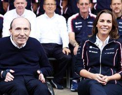 """Claire Williams: """"En Fórmula 1 si estás en problemas tienes que gastar para salir de ellos"""""""