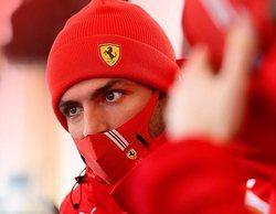 """Sainz: """"Aunque la alineación de Ferrari sea la más joven en muchos años, no somos debutantes"""""""
