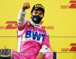 """Pérez, pensamientos de los inicios: """"La F1 está lejos, debería volver a casa y hacer vida normal"""""""