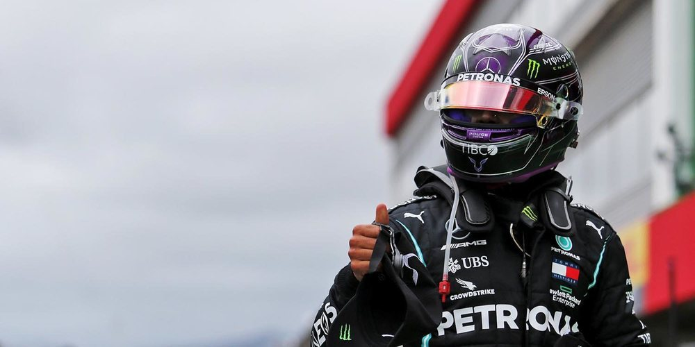 OFICIAL: Mercedes y Lewis Hamilton llegan al acuerdo de continuar juntos una temporada más
