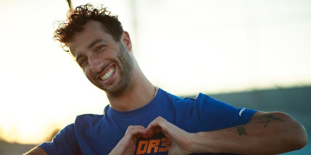 """Daniel Ricciardo: """"Nunca quise llegar a la F1 solo por llegar, quería ser Campeón del Mundo"""""""