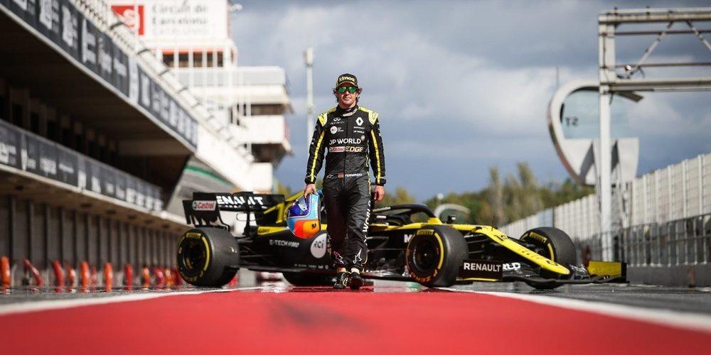 """Pat Symonds: """"Alonso será el primero en encontrar las prestaciones de los coches de 2022"""""""