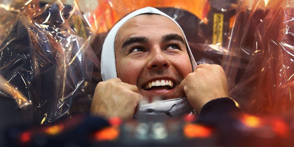 """Doornbos: """"Red Bull estaba buscando a alguien como Pérez para poder jugar con Mercedes"""""""