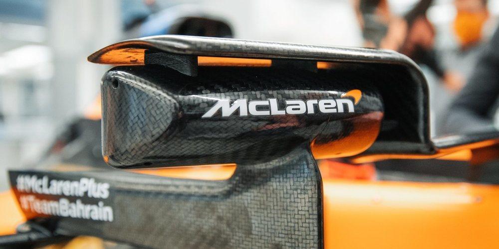 McLaren y Cisco Webex firman una nueva alianza para la temporada 2021