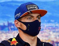 """Pérez: """"Todos sabemos lo talentoso que es Verstappen y lo rápido que es; será un reto enorme"""""""