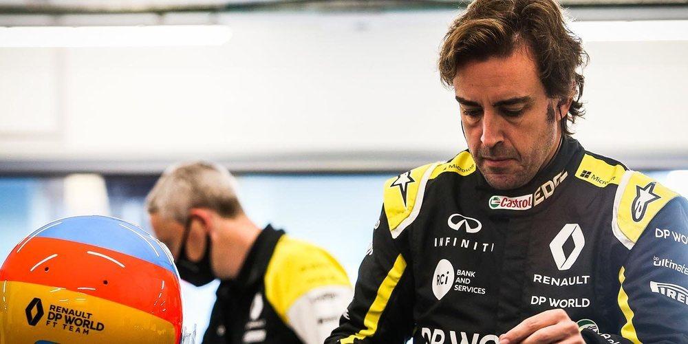 """Laurent Rossi: """"Estoy seguro de que Fernando Alonso será una inspiración para todo el equipo"""""""