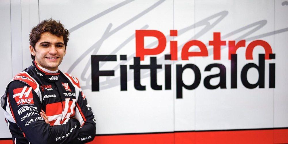 OFICIAL: Haas confía en Pietro Fittipaldi una temporada más como piloto reserva