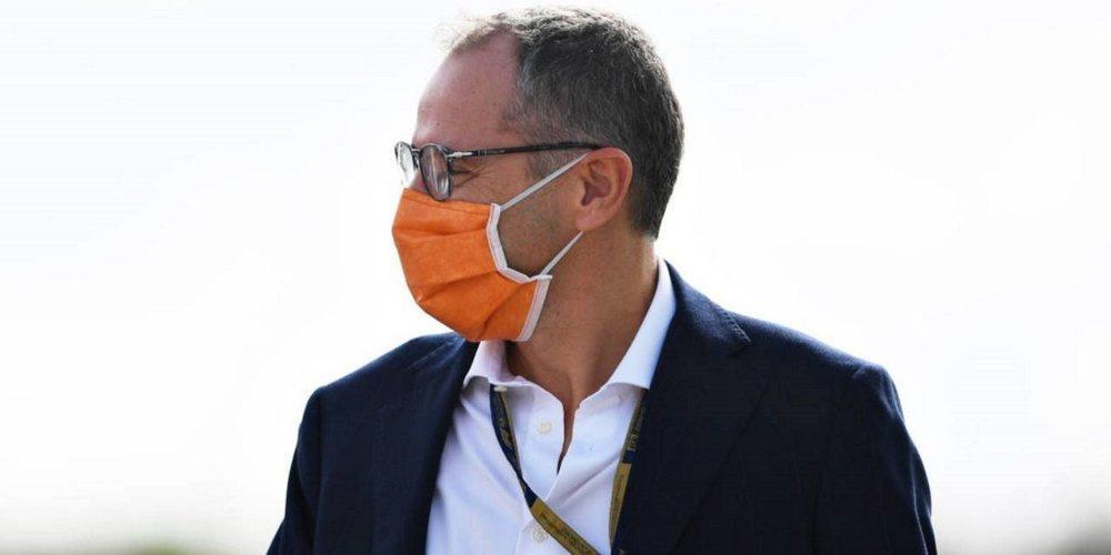 "Stefano Domenicali, sobre Ferrari y Binotto: ""Se trata de concentrarse en las prioridades"""