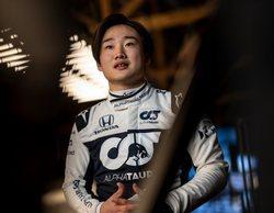 """Yuki Tsunoda: """"Nunca dejaré de dar gracias a Honda, quiero hacerlo bien por ellos"""""""