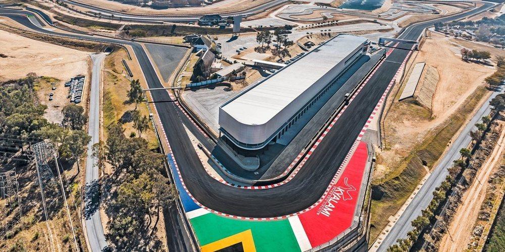 """Warren Scheckter: """"Si hubiera un GP de África, Sudáfrica y Kyalami es el lugar más lógico"""""""