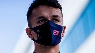 """Alexander Albon: """"Mi objetivo principal es estar en un monoplaza de F1 para 2022"""""""