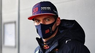 """Verstappen y la posibilidad de ocupar el asiento de Hamilton en Mercedes: """"Me concentro en mí mismo"""""""