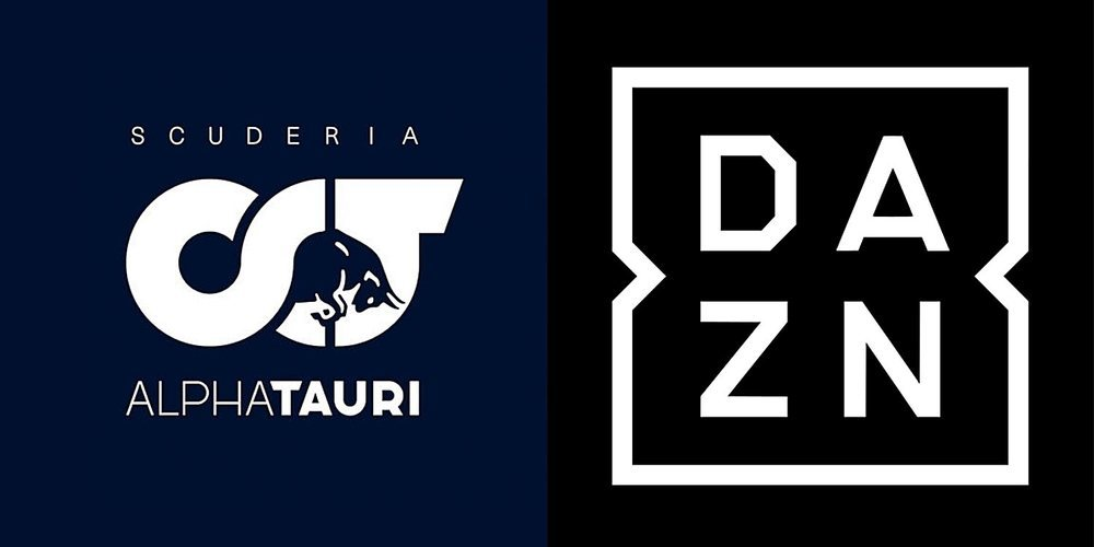 OFICIAL: Alpha Tauri anuncia la asociación con DAZN, su nuevo patrocinador para 2021