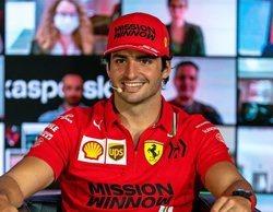 """Leclerc y Sainz, sobre Hamilton: """"Nunca piensas quién está dentro del coche, le quieres vencer"""""""