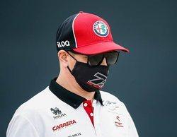 """Kimi Räikkönen: """"Nuestro principal objetivo es llevar hacia adelante a Alfa Romeo en este 2021"""""""