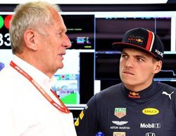 Horner asegura que Verstappen es el piloto con más ansias de victoria que ha conocido nunca