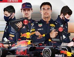 Red Bull anuncia su alianza con Therabody para la nueva temporada 2021