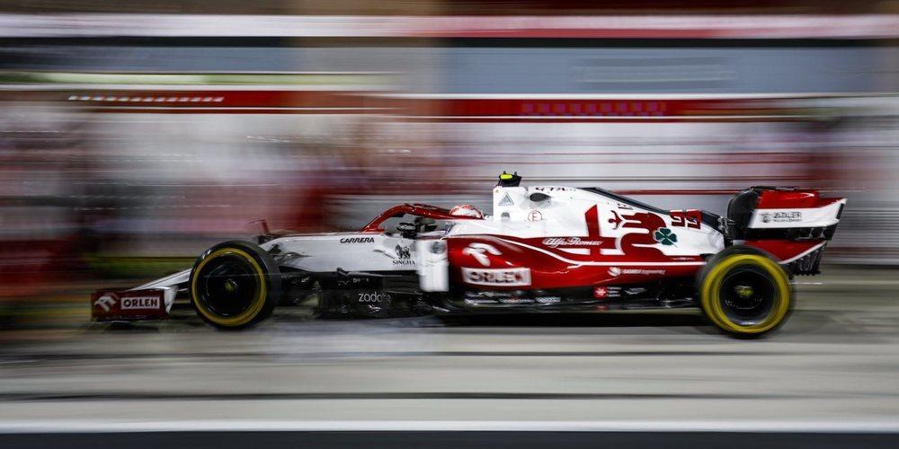 """Antonio Giovinazzi: """"Fue mi último día en el coche antes de la primera carrera"""""""