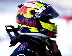 Sergio Pérez pisa el acelerador y marca el ritmo en la tanda matutina de test