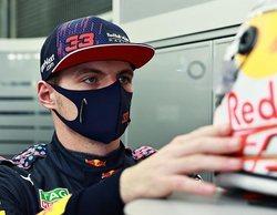 """Verstappen: """"Podemos decir que ha sido un buen fin de semana, pero no nos da ninguna garantía"""""""