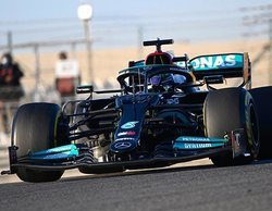 """Hamilton: """"El domingo hicimos algunas mejoras, pero aún no estamos donde queremos estar"""""""