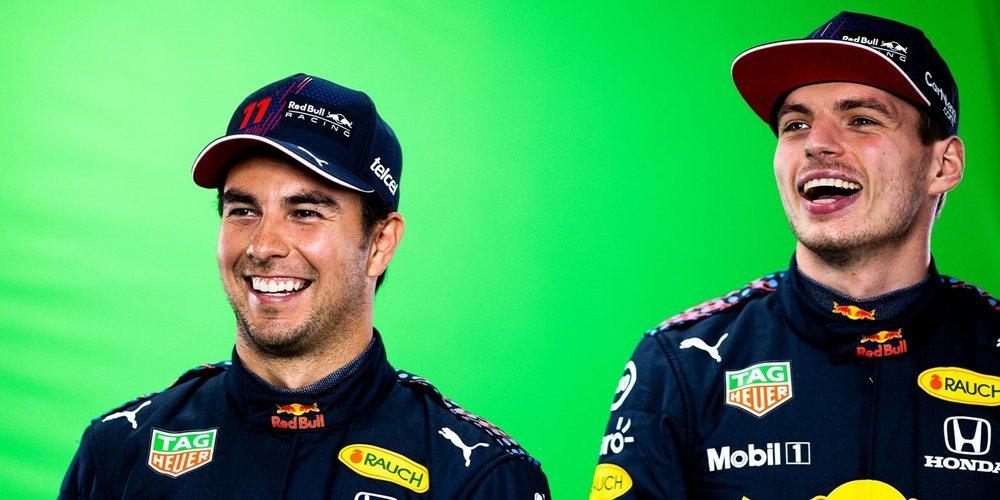 """Helmut Marko: """"El RB16B no está adaptado solo a Verstappen, sino también a Pérez"""""""