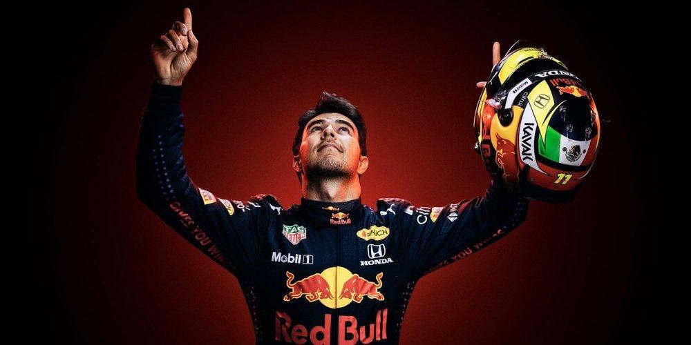 """Pérez, sobre Verstappen: """"Es un piloto muy completo; va a suponer un gran desafío para mí"""""""